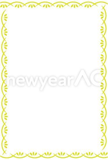 正月枠 No1005902019年の無料年賀状デザインなら年賀状ac