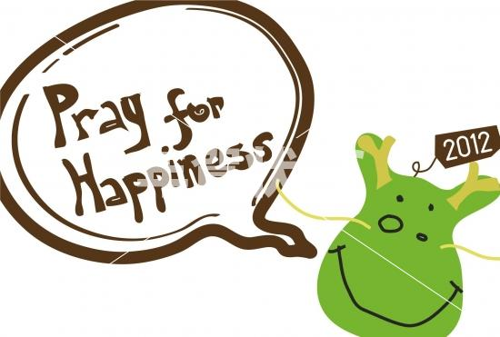 Pray for Happiness